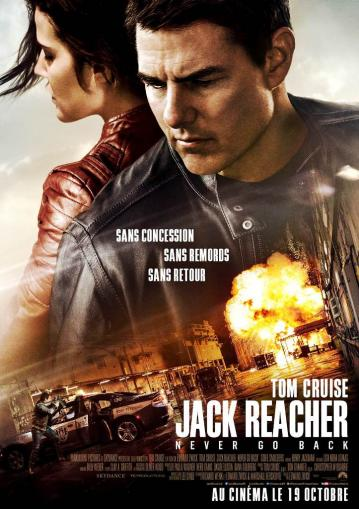 Jack Reacher l'affiche