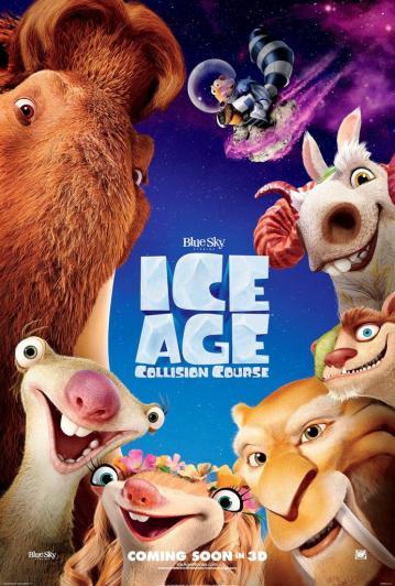 L'Age de glace, les Lois de l'univers