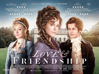 Love and Friendship l'affiche