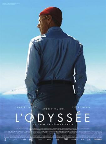 Odyssée l'affiche