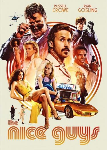The Nice Guys - poster