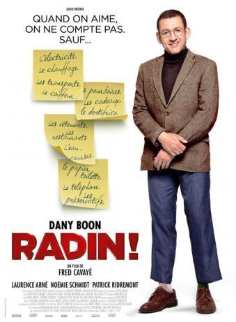 Radin l'affiche