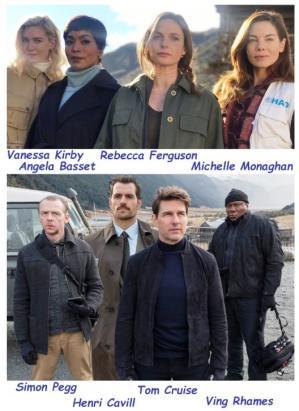 Acteurs - Fallout