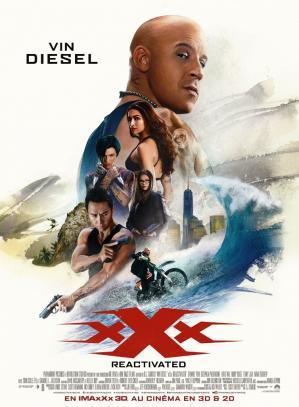 Affiche de triple-x