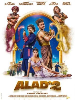 Affiche Alad 2