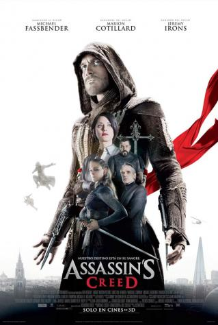 Affiche Assassin's