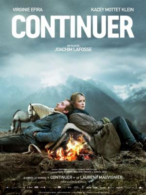 Affiche - Continuer