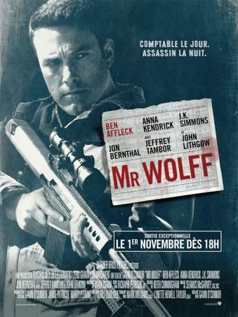 Affiche de Mr Wolff
