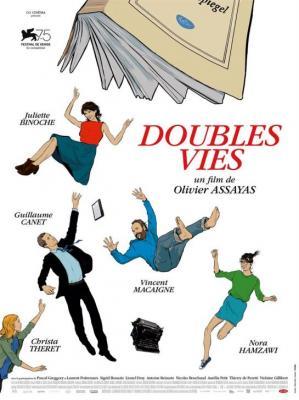 Affiche doubles vies