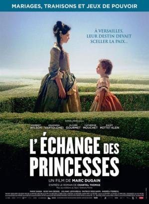 Affiche echange princesses