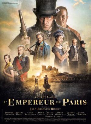 Affiche empereur de paris