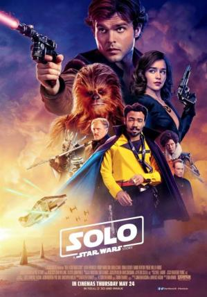 Affiche Han Solo
