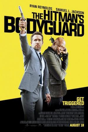 Affiche hitman bodyguard