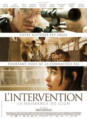 Affiche intervention