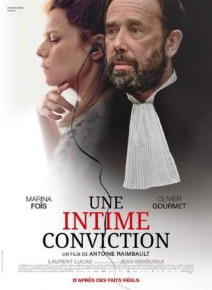 Affiche intime conviction