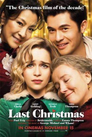 Affiche Last Christmas