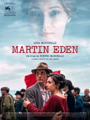 Affiche Martin Eden