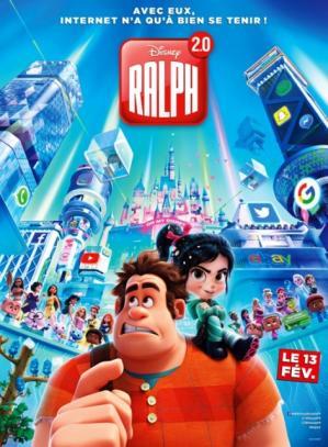 Affiche Ralph 2