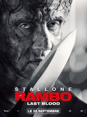 Affiche Rambo last blood