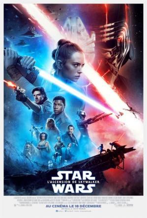 Affiche star wars 9