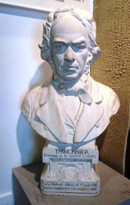 Barthelemy Thimonnier - buste