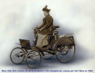 Benz velo 1886