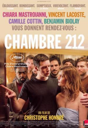 Chambre212 affiche