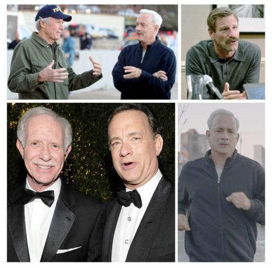 Clint et les acteurs