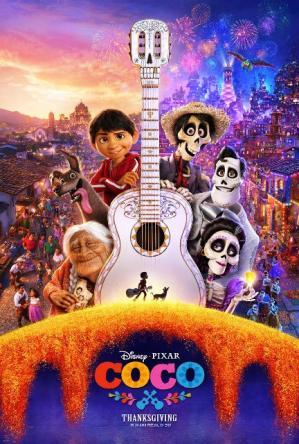 Coco affiche
