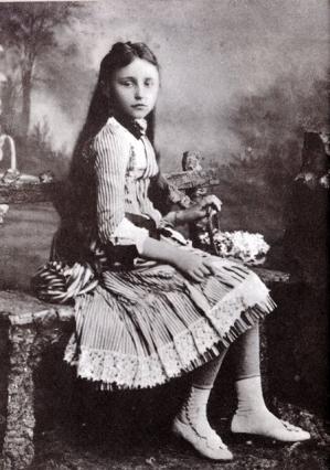 Colette enfant