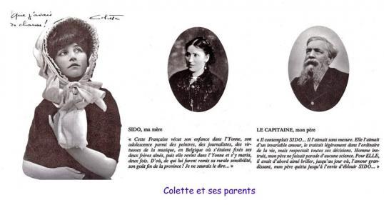 Colette parents