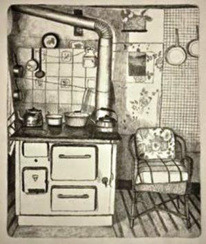 Cuisinière à charbon