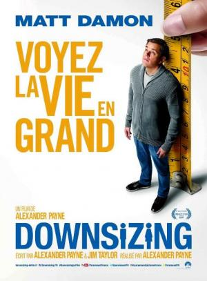 Downsizing affiche
