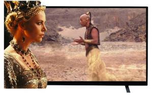 La reine et le génie