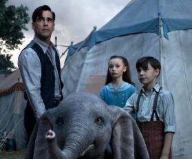 Famille et Dumbo