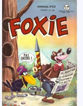Foxetcroa