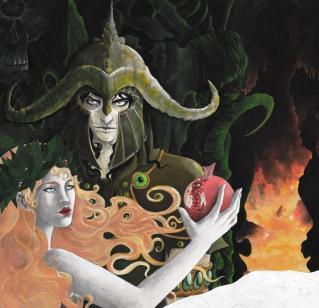 Hades et persephone
