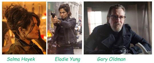 Hitman et bodyguard autres acteurs