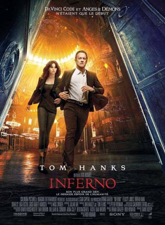 Inferno l'affiche