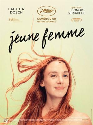 Jeune femme - affiche