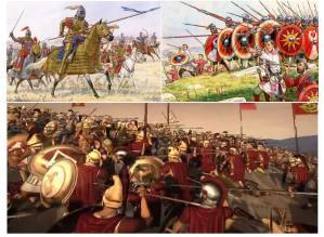 La bataille de mursa