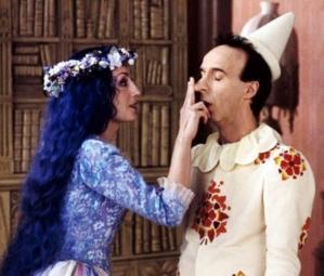La Fée et Pinocchio