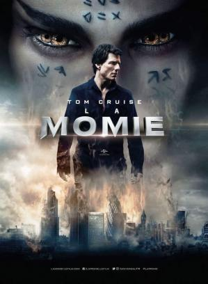 La momie affiche