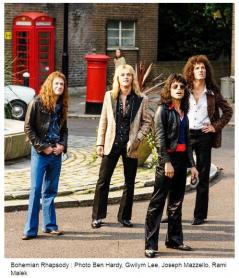 Le groupe queen