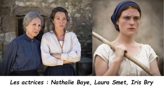 Les actrices du film les gardiennes