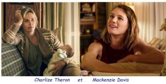 Les deux actrices