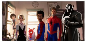 Les Spider rmen