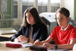 Luana Bajrani et  Victor Bonnel