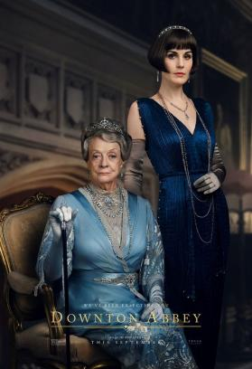 Maggie smith et michelle dockery