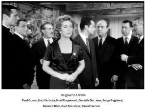 Marie Octobre - acteurs